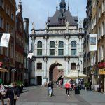 szlak latarni morskich gdańsk stare miasto rynek 3 trekkingowo
