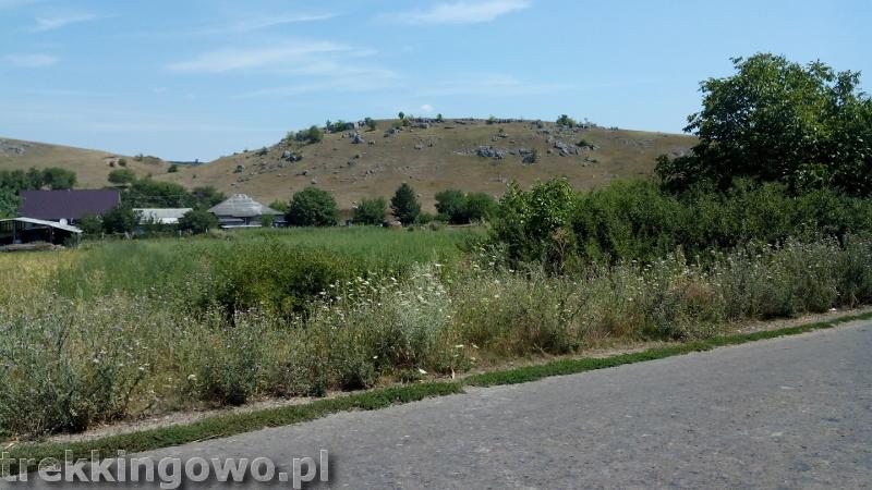 Mołdawia - Dzień 3 widoki trekkingowo