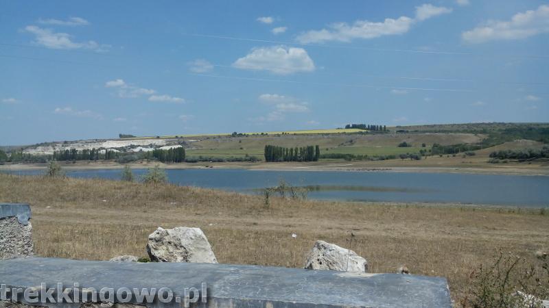 Mołdawia - Dzień 3 rzeka Prut przeprawa trekkingowo