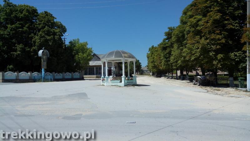 trekkingowo Orheiul Vechi i Kiszyniów Mołdawia - Dzień 6 wioska Mascauti