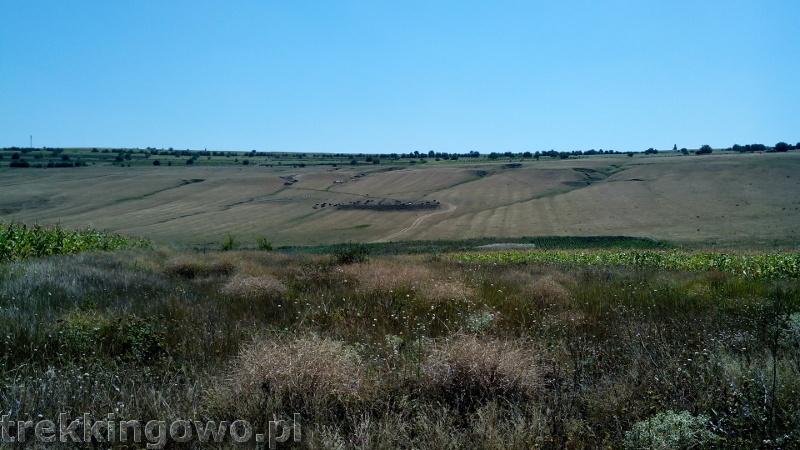 Mołdawia - Dzień 6 na przełaj 2 trekkingowo