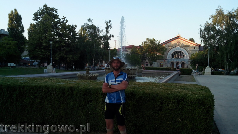 trekkingowo Orheiul Vechi i Kiszyniów Mołdawia - Dzień 6 Kiszyniów