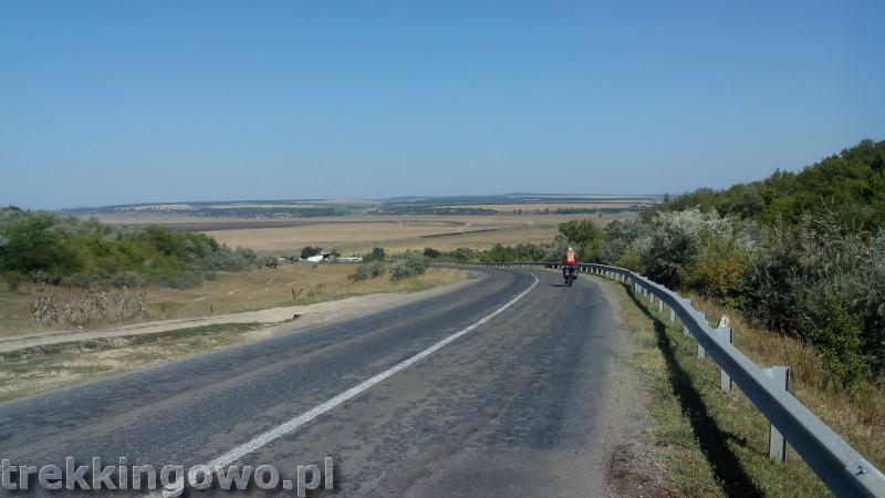 trekkingowo Wyprawa rowerowa Mołdawia - Dzień 8 Rumunia drogi