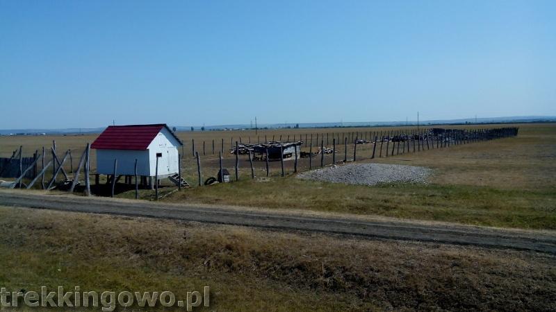 trekkingowo Wyprawa rowerowa Mołdawia - Dzień 8 Rumunia domek pustka