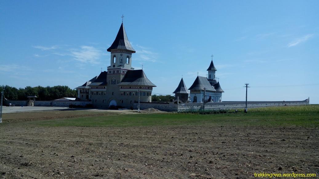Mołdawia - Rumunia. Botoszany