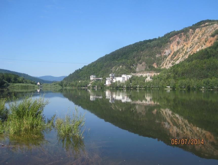 slowacja jezioro