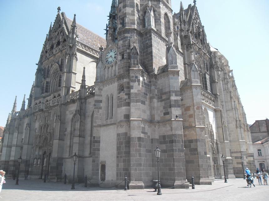 slowacja koszyce katedra