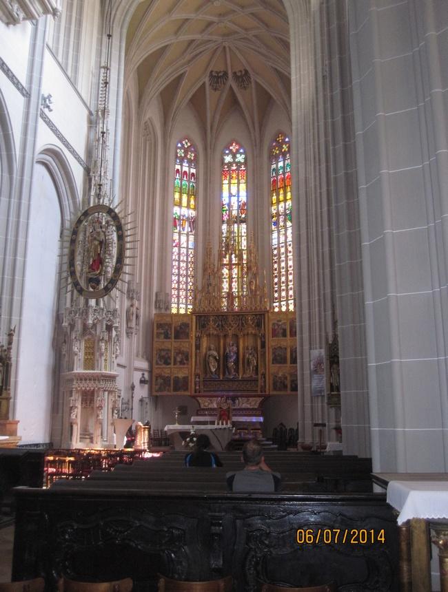 slowacja koszyce katedra 2