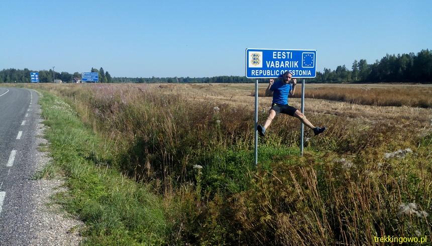 Estonia granica