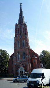 trekkingowo Wyprawa Rowerowa Inflanty 2015 - Lipawa i Ryga dz. 3 kosciol sw. anny
