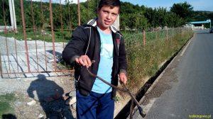 Albania na rowerze zaklinacz