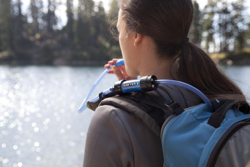 Filtr wody Sawyer Mini SP128 - ufać czy nie?