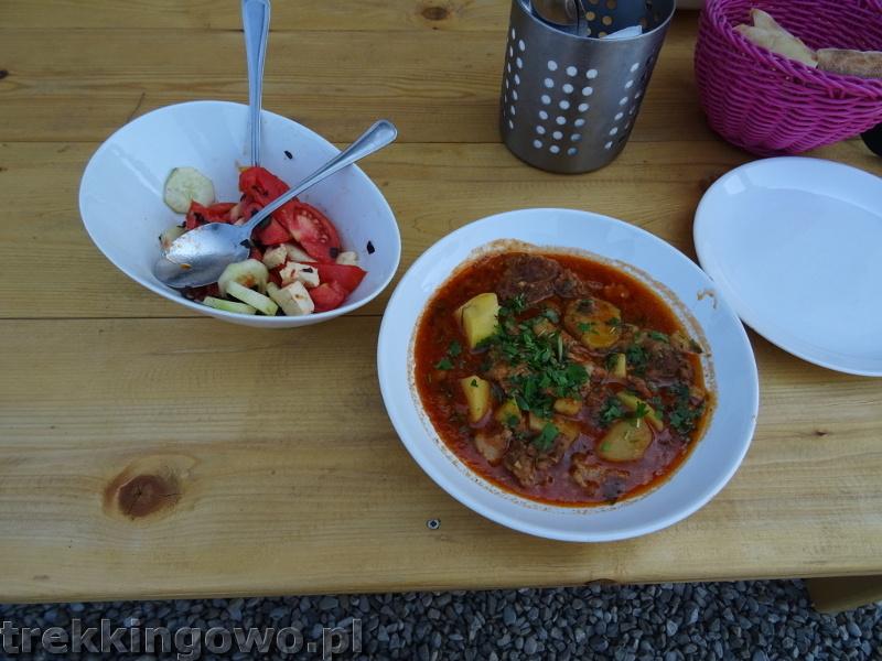 Jedzenie oraz ceny w Gruzji i Armenii ostry