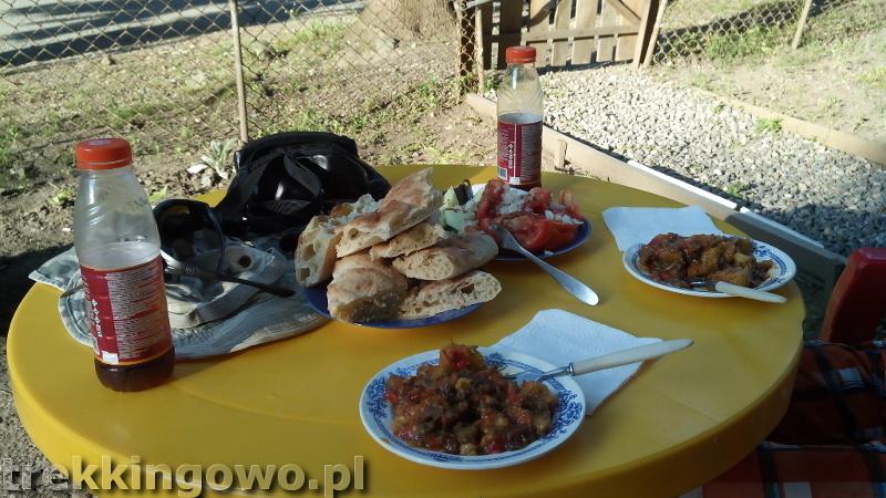 Jedzenie oraz ceny w Gruzji i Armenii swojskie jadło droga Mestia