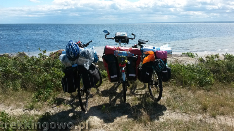 Szlak Latarni Morskich 2015 - prolog trekkingowo