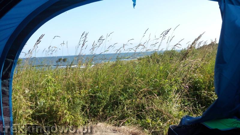 Szlak Latarni Morskich Darłowo Ustronie Morskie Dz. 5 poranek trekkingowo