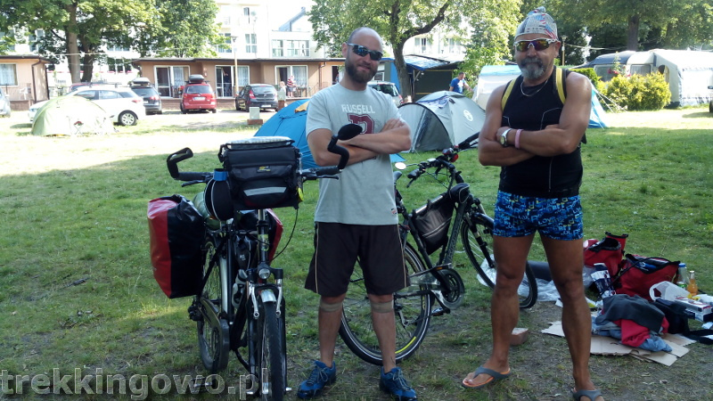 szlak latarni morskich dz. 8 blues brothers easy riders trekkingowo