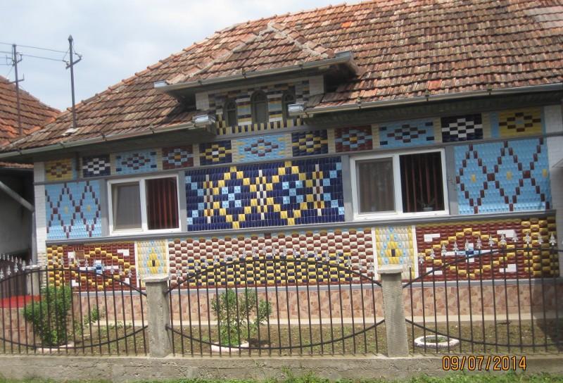 Rumunia, czy nadal dzika dom kafelki trekkingowo