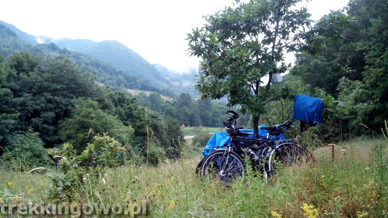 Rumunia, czy nadal dzika nocleg góry trekkingowo