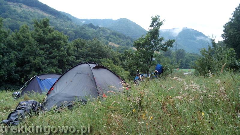 Rumunia, czy nadal dzika nocleg góry 2 trekkingowo