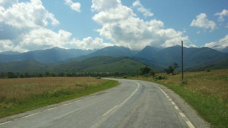 Rumunia, czy nadal dzika transfogaraska widok trekkingowo