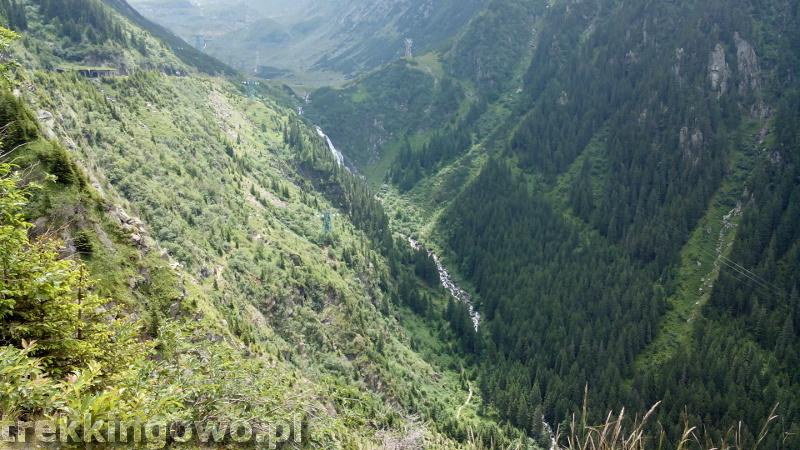 Rumunia, czy nadal dzika połowa widok 2 trekkingowo