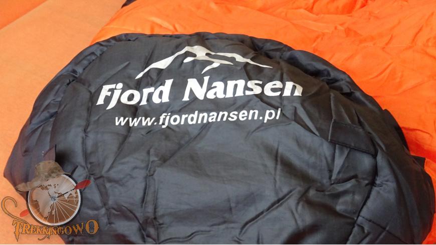 Śpiwór Fjord Nansen Trondeland Mid