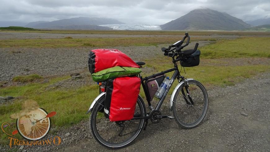 jaki śpiwór na Islandię