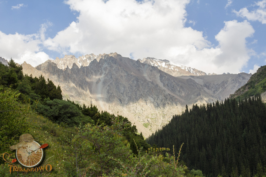 peak uchitel trekkingowo