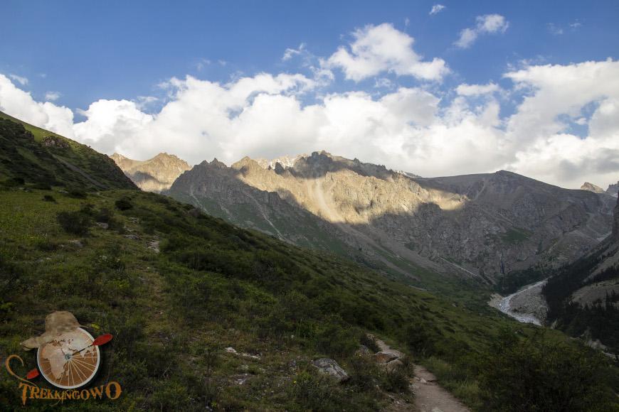 peak uchitel widok3 trekkingowo