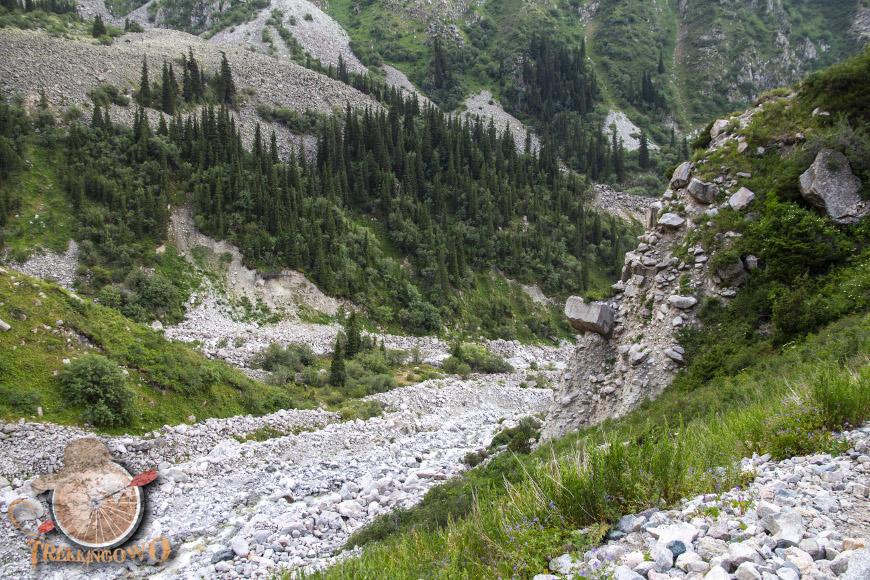 peak uchitel widok 4 trekkingowo