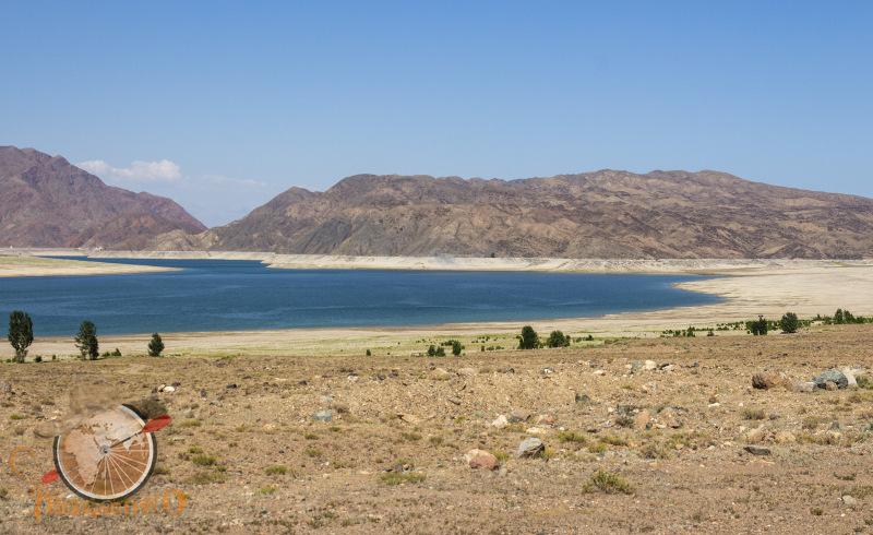 pustynia 2 Isyk-Kul trekkingowo
