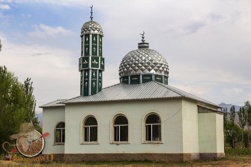 meczet Isyk-Kul