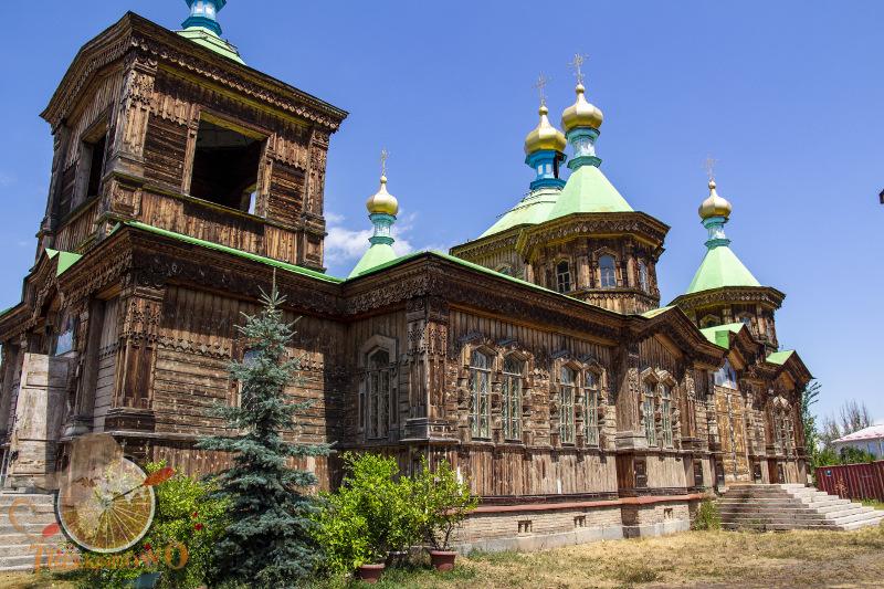 cerkiew 2 karakol kirgistan trekkingowo.pl