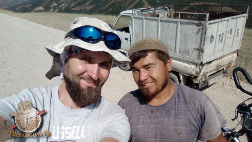 kirgistan kazarman trekkingowo Pustkowia Kazarmanu 01