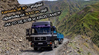 kirgistan kazarman cz. 1 trekkingowo 10z