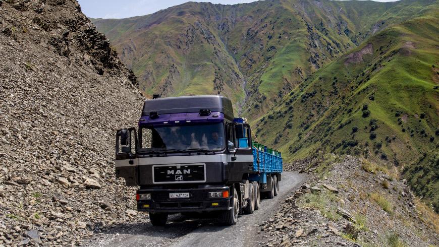 trekkingowo kirgistan 2019 kazarman